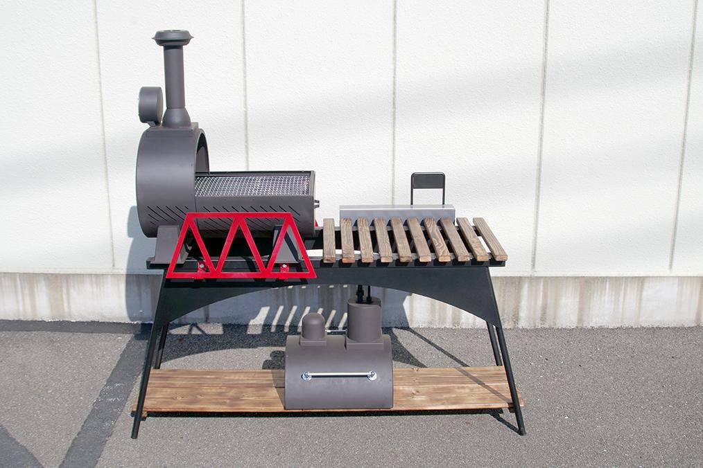 汽車型BBQコンロ