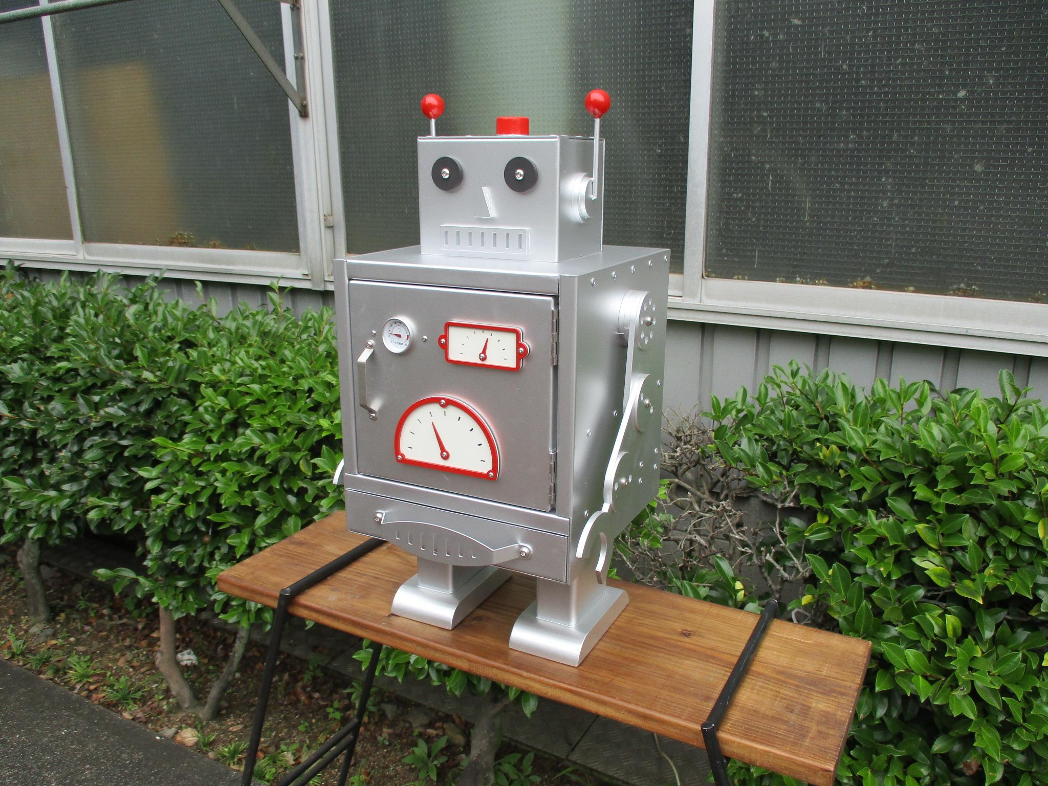 ロボット型燻製器